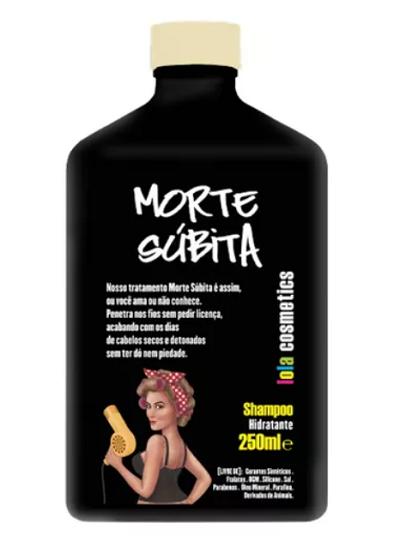 Sampon Hidratant Par Deteriorat Morte Subita 250ml 0