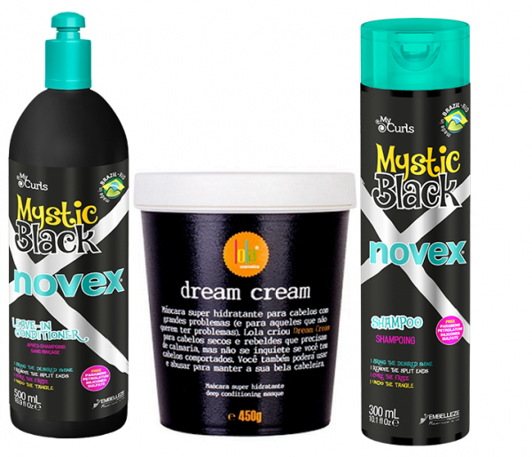 Set Mystic Black & Dream Cream 0