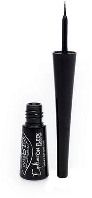 Eyeliner Lichid Negru Brush Tip 0