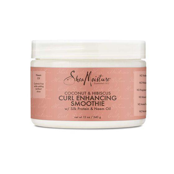 SheaMoisture Curl Enhancing Smoothie Amplificator de Bucle cu Extract de Cocos si Hibiscus Curl & Style Par Cret [0]