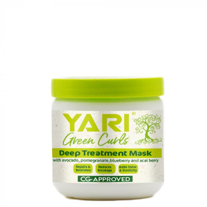 Yari Green Curls Masca de Tratament Intens Hidratant 475ml [0]