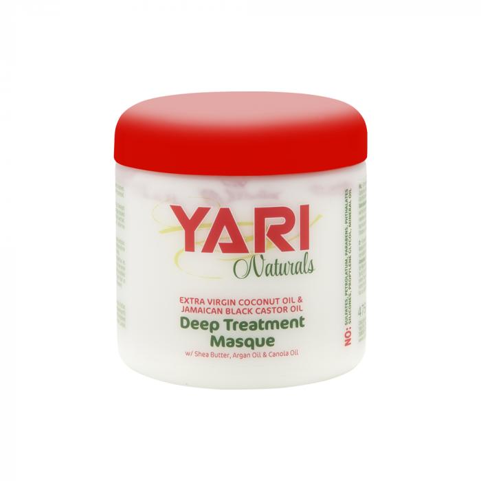 Yari Naturals Masca Tratament Profund Par Cret si Ondulat [0]
