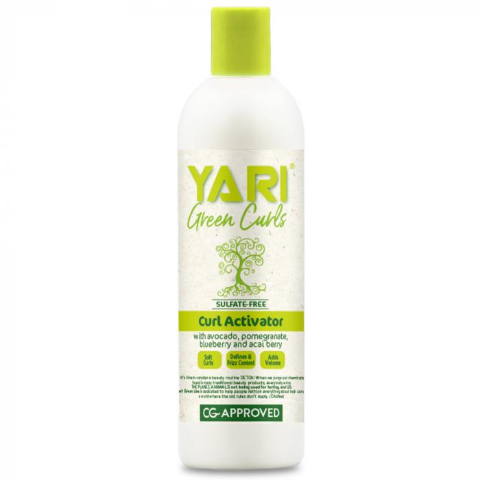 Yari Green Curls Activator de Bucle pentru Par Cret si Ondulat 355ml [0]