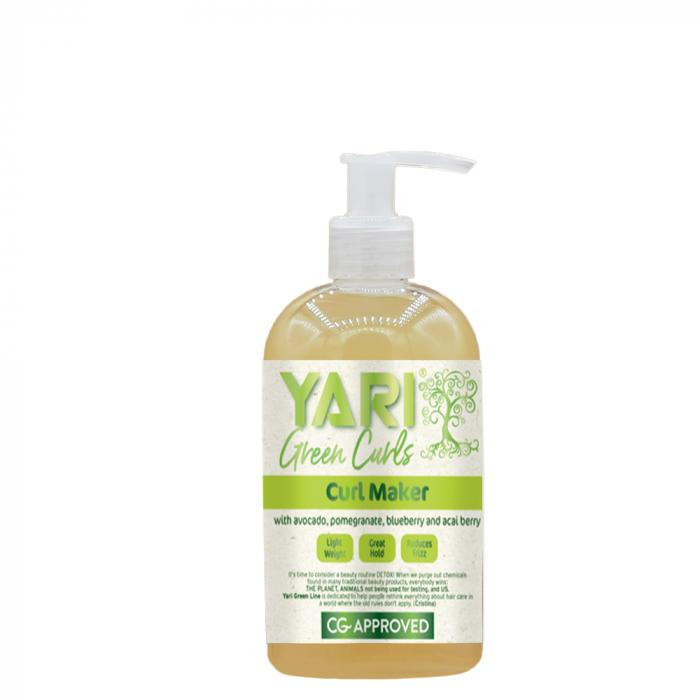 Yari Green Curls Gel Activator de Bucle Curl Maker 384ml [0]