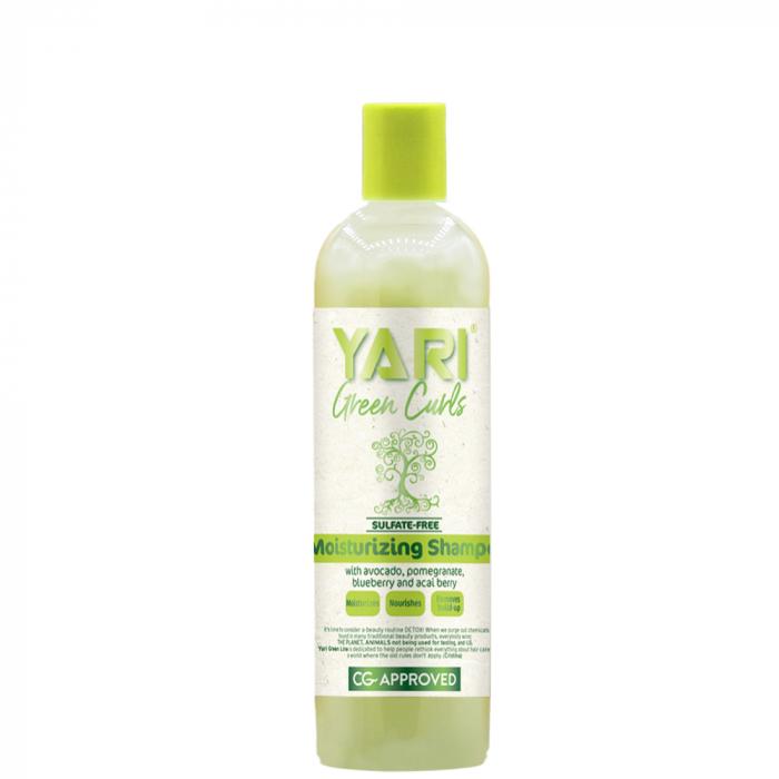 Yari Green Curls Sampon Hidratant fara Sulfati 355ml [0]