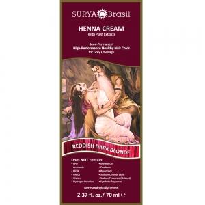 Vopsea Henna Crema Surya Brasil Blond Aramiu Mediu 70ml1
