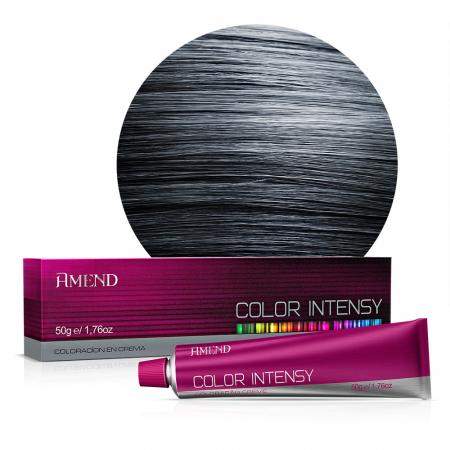 Vopsea Crema Permanenta Profesionala Color Intensy 2.1 Negru Albastrui [0]