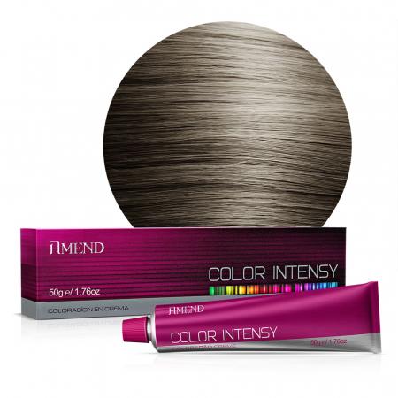 Vopsea Crema Permanenta Profesionala Color Intensy 7.1 Blond Cenusiu [0]