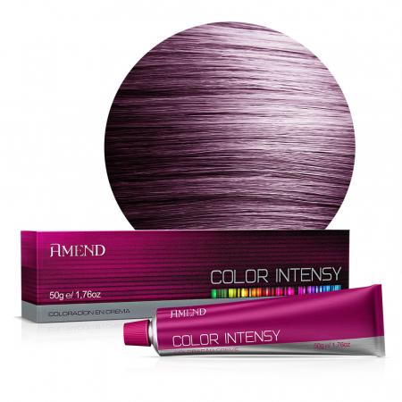 Vopsea Crema Permanenta Profesionala Color Intensy 5.20 Saten Deschis Violet [0]