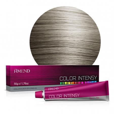 Vopsea Crema Permanenta Profesionala Color Intensy 10.1 Blond Foarte Deschis Cenusiu [0]