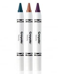 Trio Face Set Creion Ochi si Fata Crayola Beauty1