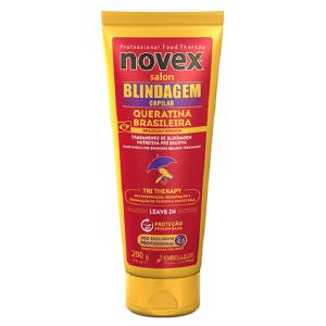 Set Netezire Efect Drept cu Biotina si Keratina Braziliana4