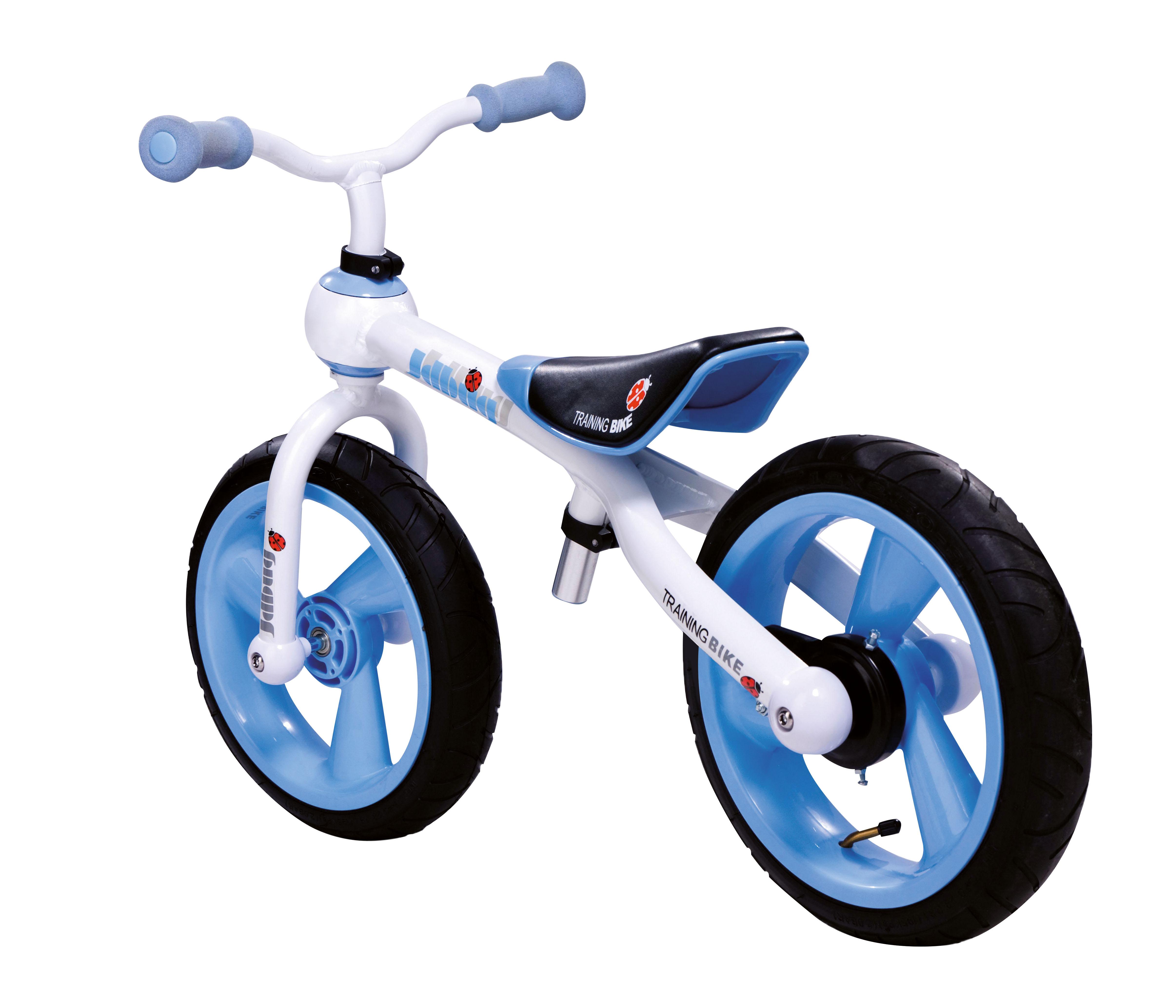 "Bicicleta Copii fara pedale 12"" Albastru [0]"