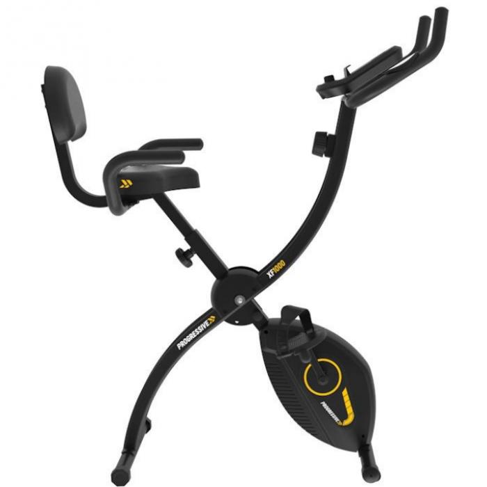 Bicicleta magnetica fitness pliabila Progressive XF100 [0]