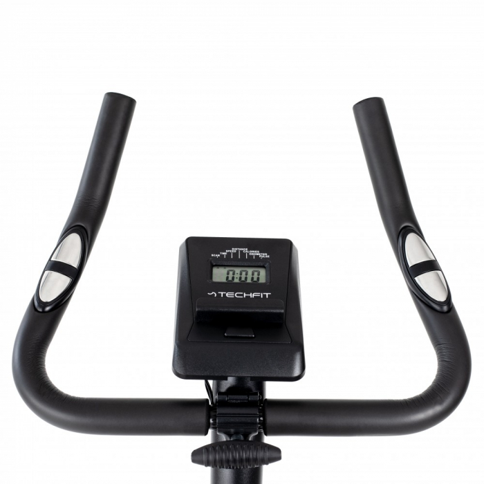 Bicicleta fitness exercitii TECHFIT B250 [3]