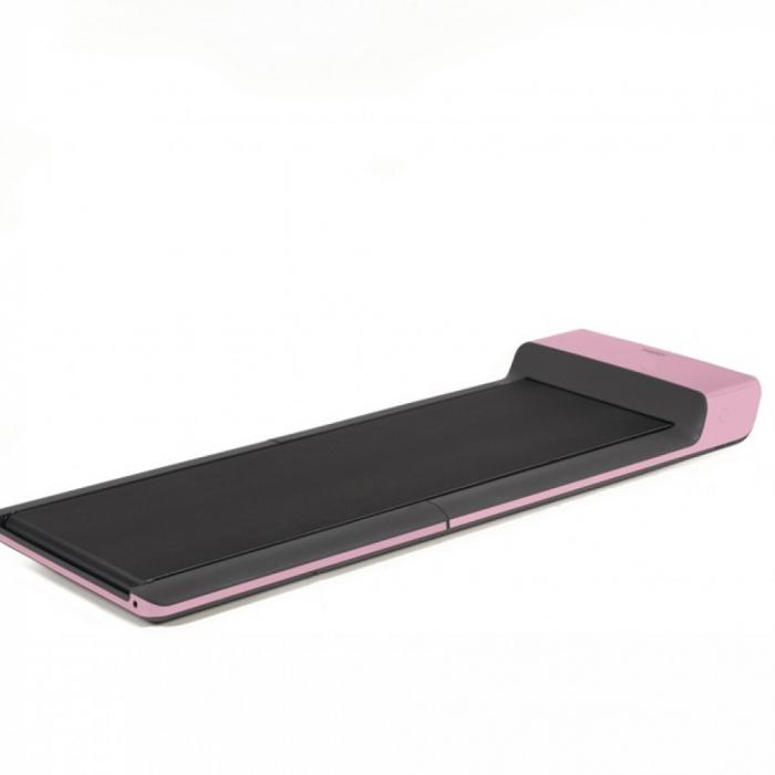 Banda de alergare electrica Toorx walking pad roz [2]