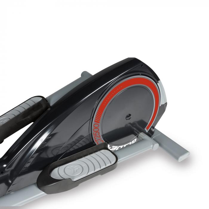 Bicicleta fitness eliptica FLOW FITNESS DCT2500 [5]