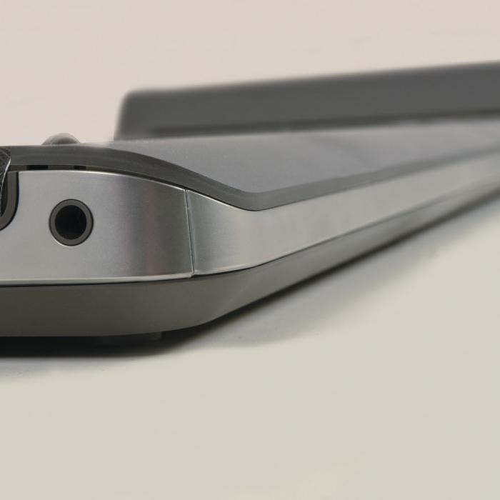 Banda de alergare electrica Toorx walking pad mineral grey [5]