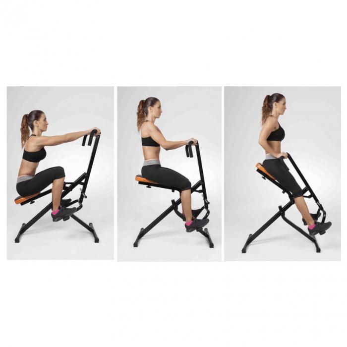 Aparat fitness pentru tot corpul inSPORTline AB Rider [1]