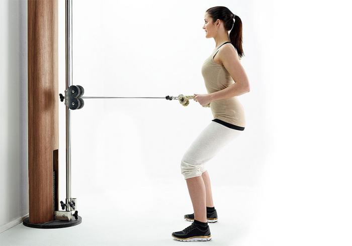 Aparat multifunctional fitness NOHRD SLIMBEAM [4]