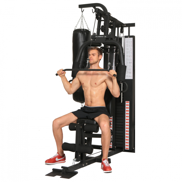 Aparat multifunctional fitness Orion Classic L2 [3]