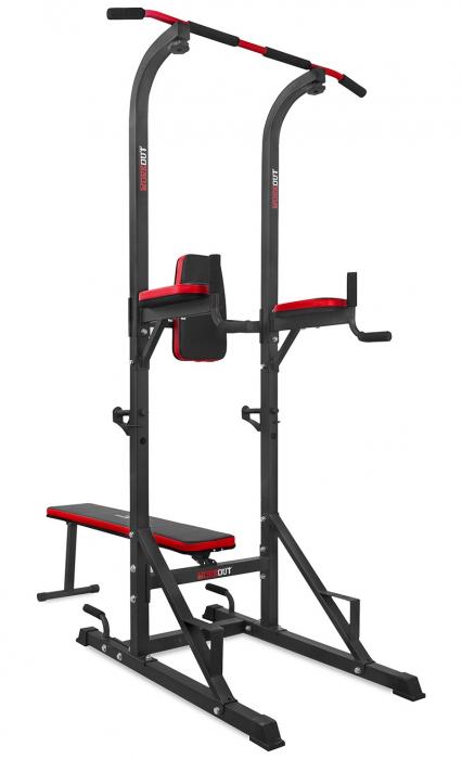 Aparat Multifunctional Hiton Workout [2]