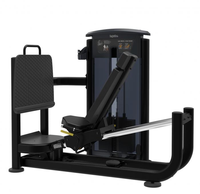 Aparat presa picioare IT 9510 Impulse Fitness [0]