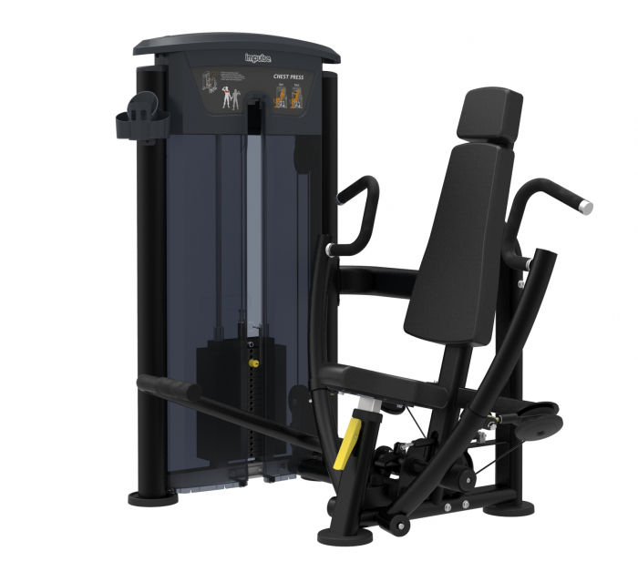 Aparat presa piept IT 9501 Impulse Fitness [0]