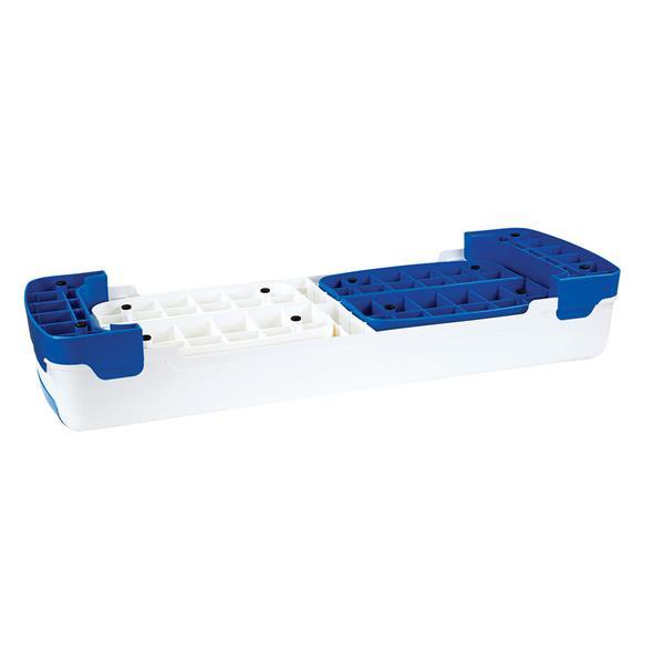 Banca aerobic HMS AS005 alb/albastru [3]
