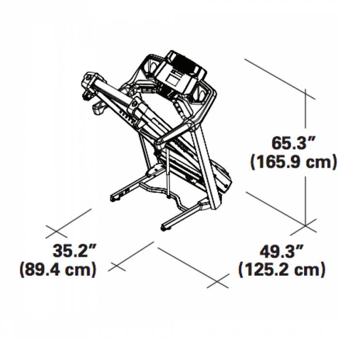Banda de alergare electrica Schwinn 570T [5]