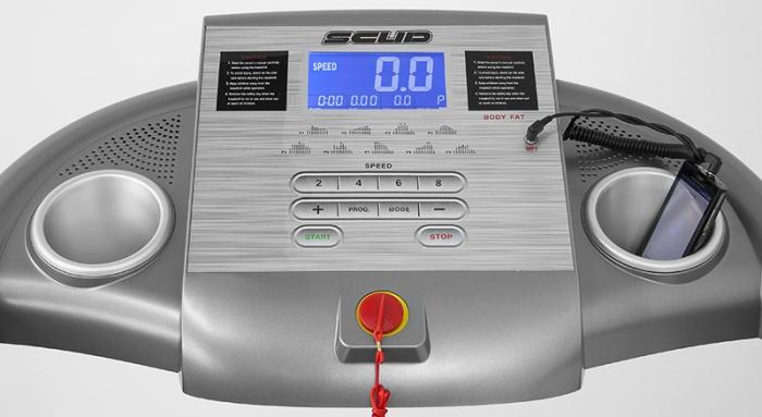 Banda de alergare electrica Scud Q5 Wildcat [2]