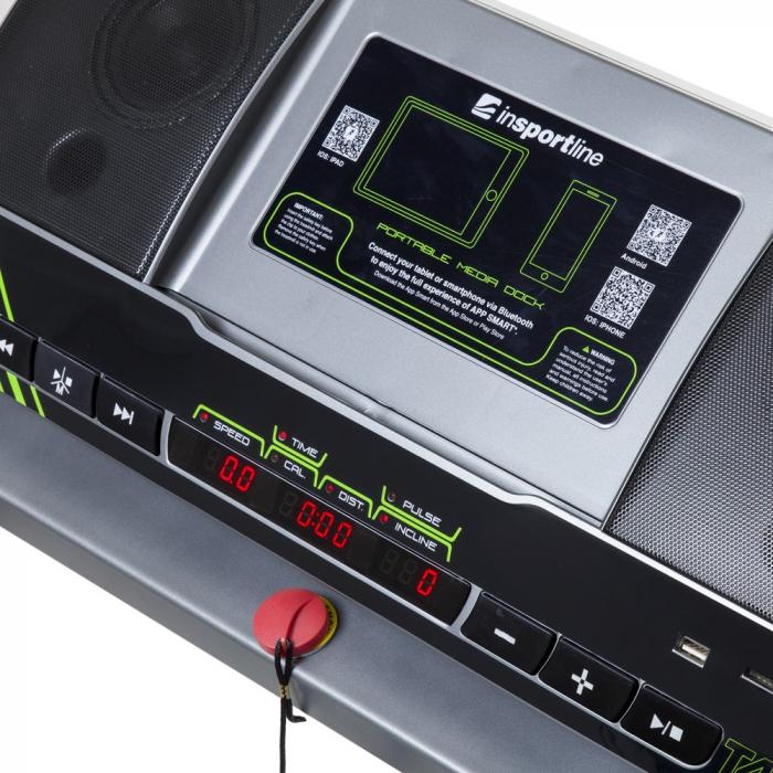 Banda de alergare electrica inSPORTline inCondi T40i [6]