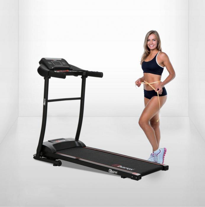 Banda de alergat electrica Sportmann ABARQS, 2CP, 110 kg [5]