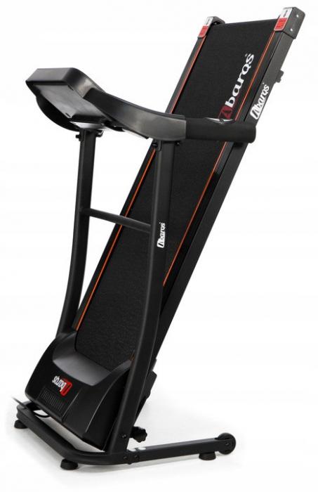 Banda de alergat electrica Sportmann ABARQS, 2CP, 110 kg [2]