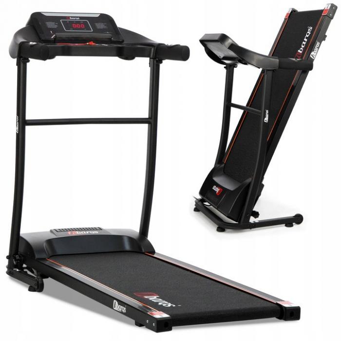 Banda de alergat electrica Sportmann ABARQS, 2CP, 110 kg [0]