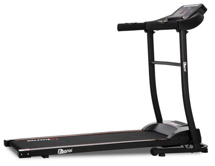 Banda de alergat electrica Sportmann ABARQS, 2CP, 110 kg [7]