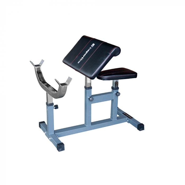 Banca biceps inSPORTline LKC301 [0]