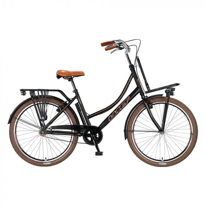 """Bicicleta City Umit Wagen , Culoare Negru, Roata 26"""" , Otel [0]"""