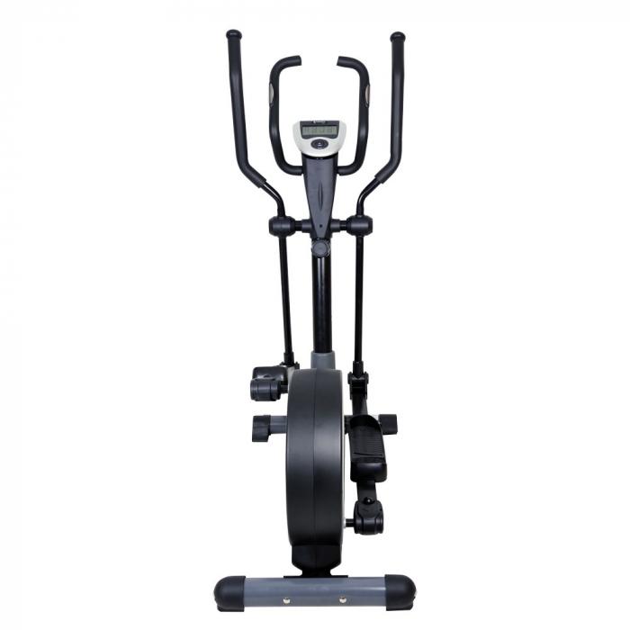 Bicicleta fitness eliptica Atlanta Black [2]