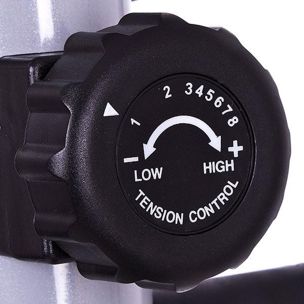 Bicicleta eliptica Corner carbon/rosu [3]