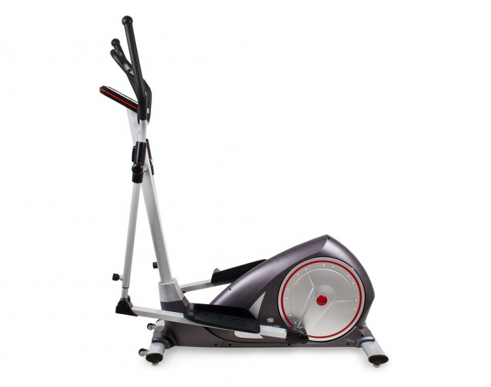 Bicicleta eliptica GALAXY II carbon/argintiu [1]