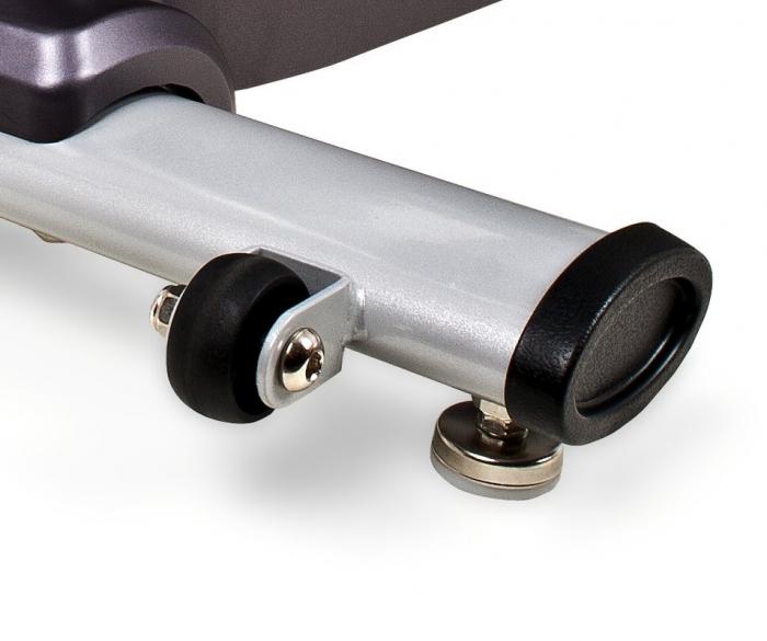 Bicicleta eliptica GALAXY II carbon/argintiu [7]