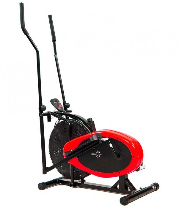 Bicicleta eliptica Hiton 17R-rosu [0]