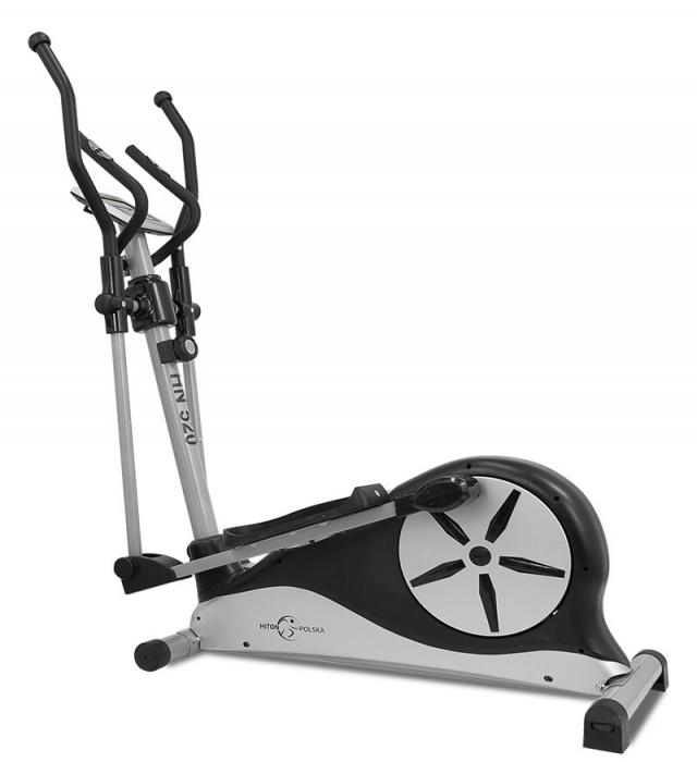 Bicicleta Eliptica Hiton 520 - Negru [2]