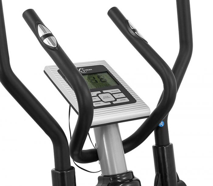 Bicicleta Eliptica Hiton 520 - Negru [4]