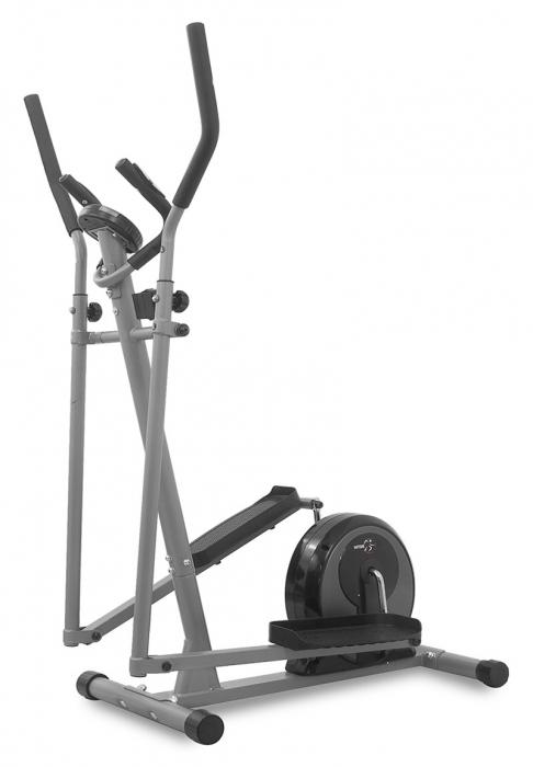 Bicicleta eliptica Hiton Ocelot-gri [2]