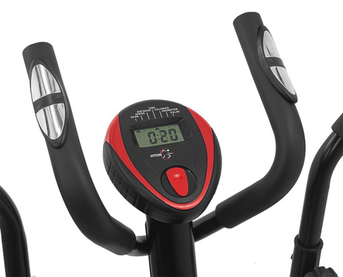 Bicicleta eliptica Hiton Ocelot rosie [4]