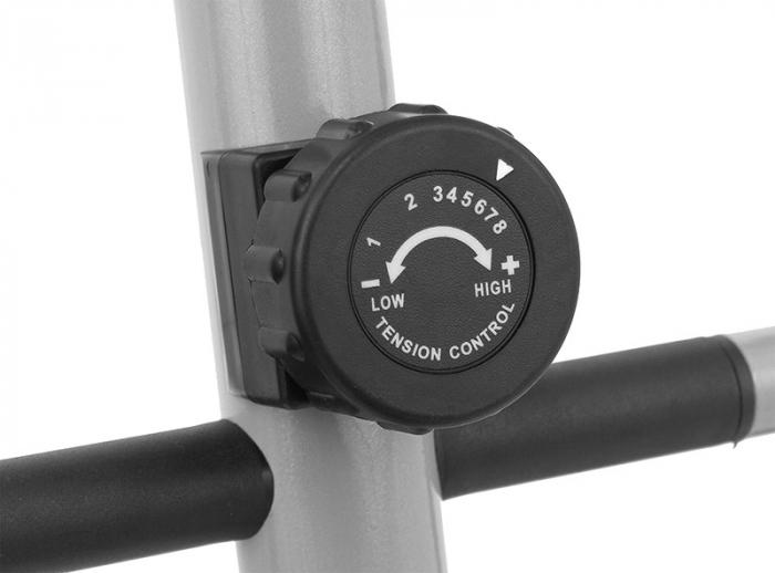 Bicicleta eliptica Hiton Travel-gri [6]