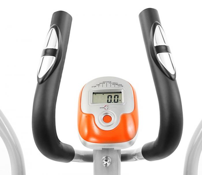 Bicicleta eliptica Hiton Travel-gri [3]