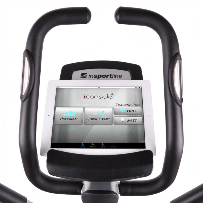 Bicicleta eliptica inSPORTline inCondi ET500i [4]